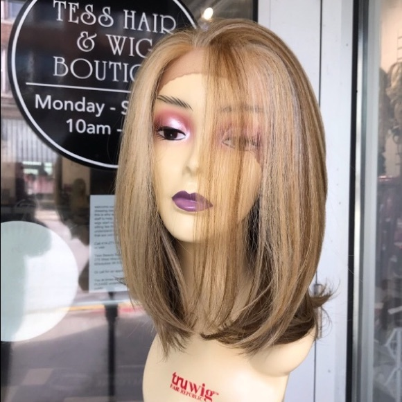 Accessories - Blonde bob wig free Part 12 in Long 2019 hairstyle
